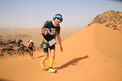 Die Wüste stellt vielseitge Herausforderungen