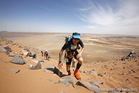 Folge dem Ruf der Wüste