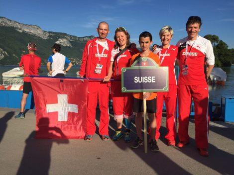 Schweizer WM Team