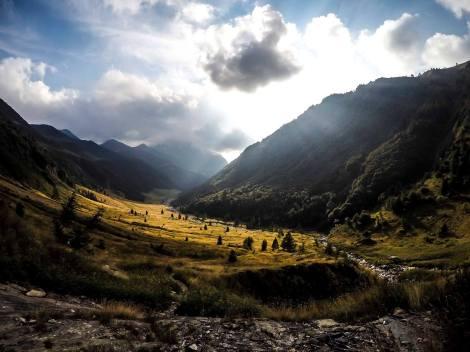 Beindruckende Landschaft © Orobie Trail