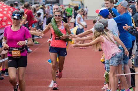 Sieg beim Swissalpine Marathon K78 in 6h52min © swiss-image.ch/Photo Urs Steger