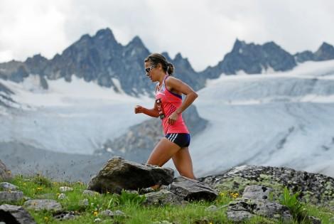 Berglauf-Feeling pur von der Keschhütte zum Sertigpass