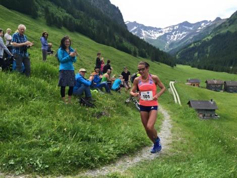 Starkes Comeback beim LGT Alpinmarathon © Wendy Widmer