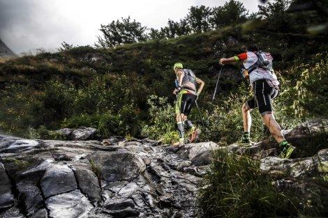 Über Stock und Stein © Orobie Trail